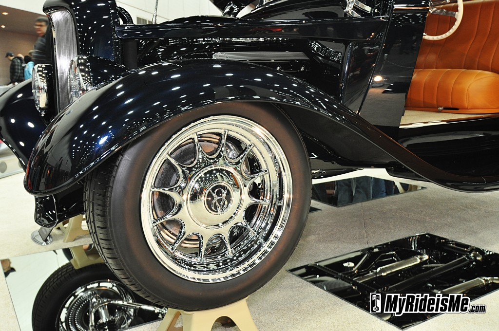 custom wheels, 2012 Detroit Autorama, 2012 Ridler Award