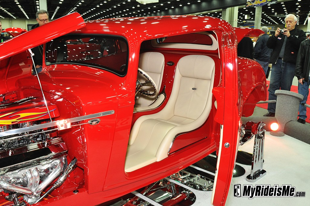 2012 Detroit Autorama, 2012 Ridler Award, 1932 Ford Coupe