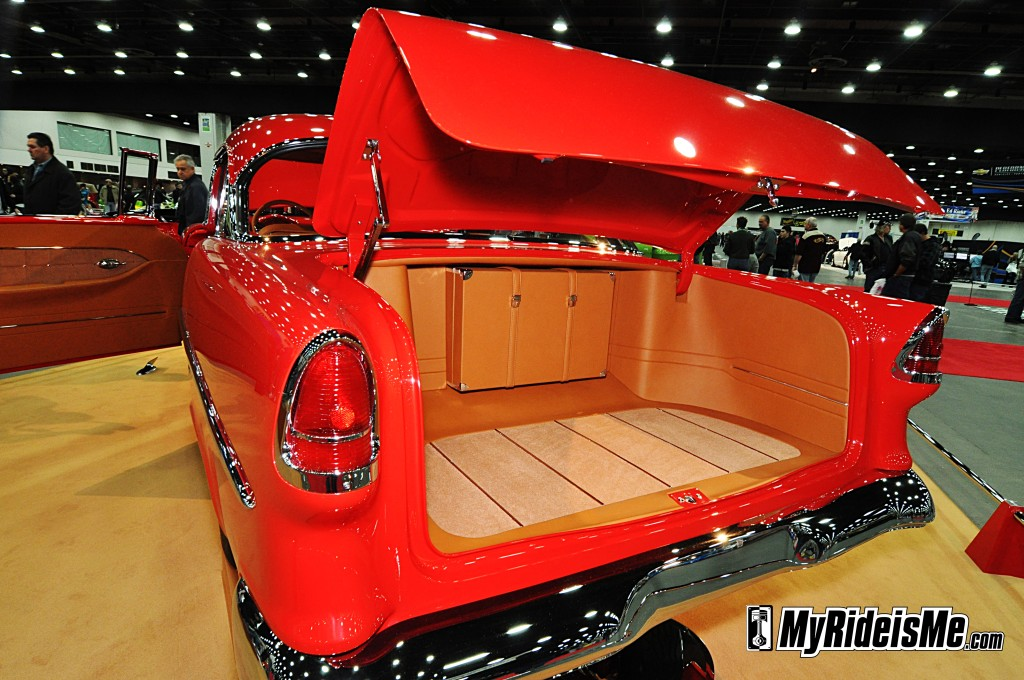 Hot rod photography, 2012 Detroit Autorama, 2012 Ridler Award