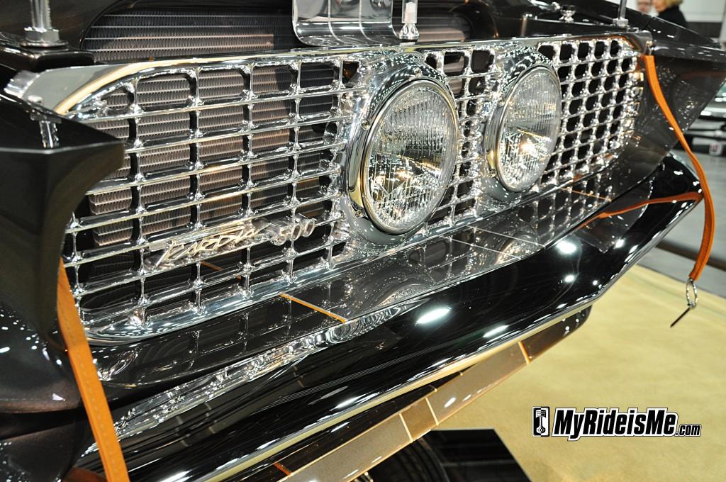 2012 Detroit Autorama, 2012 Ridler Award, custom Shelby gt500