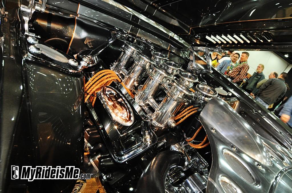 2012 Detroit Autorama, 2012 Ridler Award, 427 Ford FE