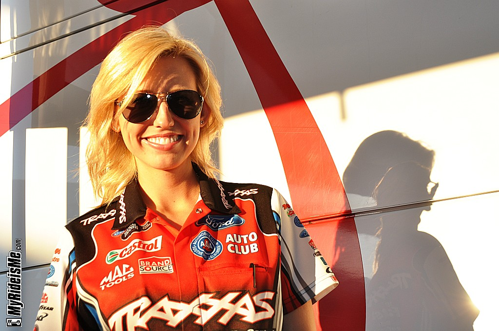 Courtney Force, Funny Car, John Force Racing, NHRA