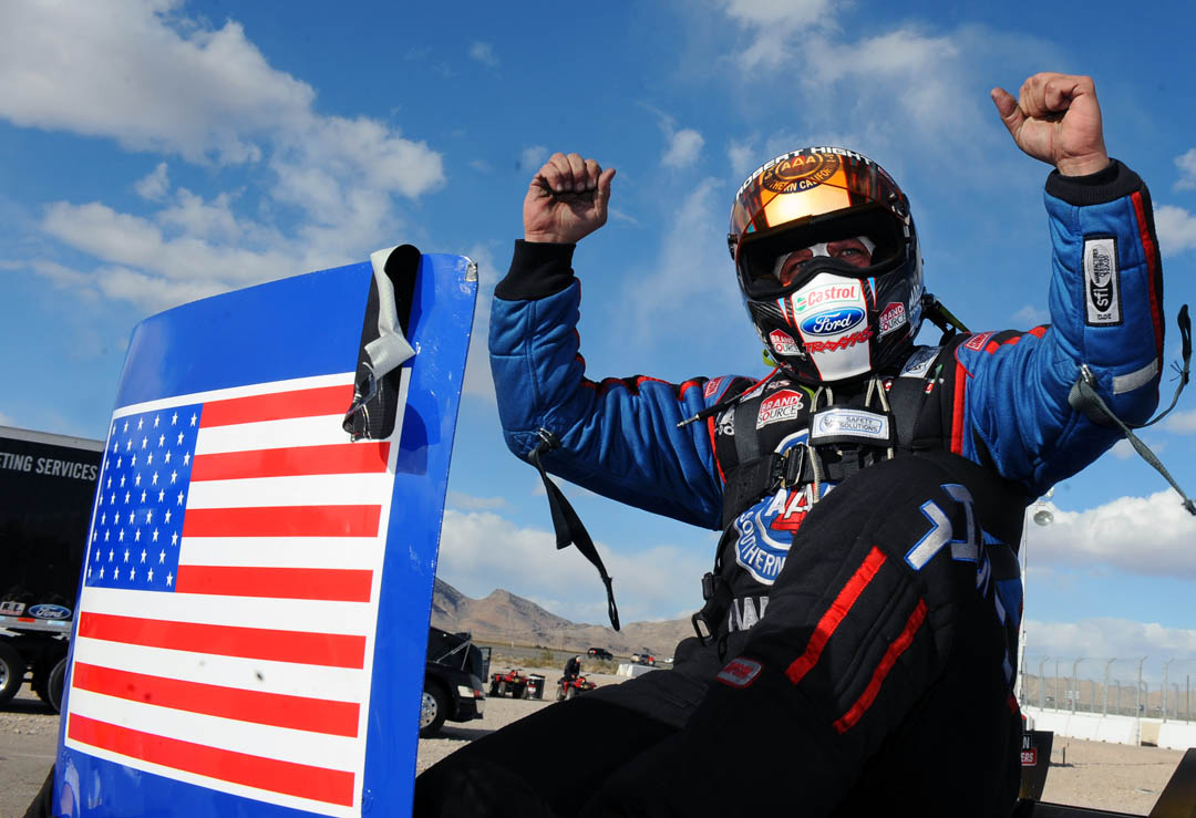 John Force Racing, funny car, drag racing results