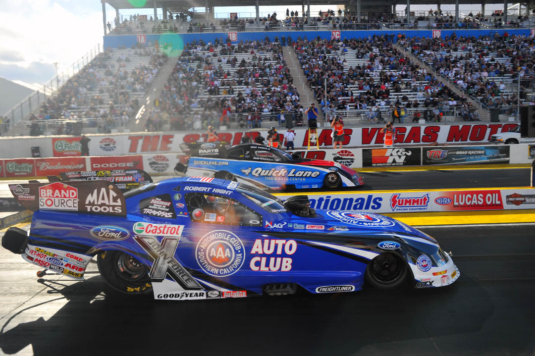 nhra drag racing, Las vegas drag racing, john force racing