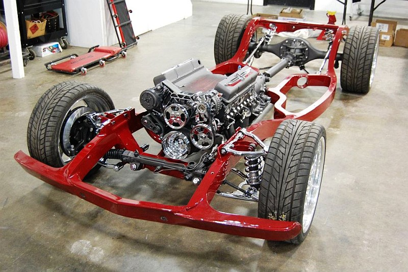 1955 Thunderbird, 2012 Ridler Winner, Autorama