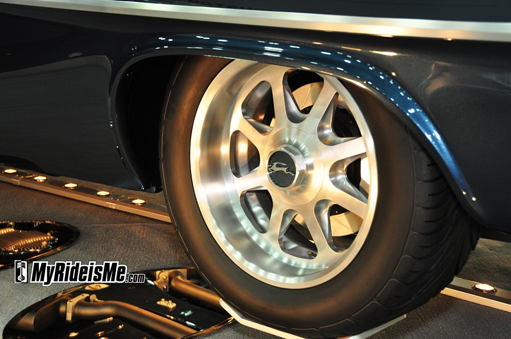 custom wheels, pro-touring wheels,brushed aluminum wheels