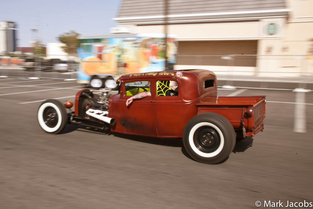 hot rods, viva las vegas car show, rat rods