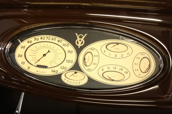 custom car gauges, hot rod gauges
