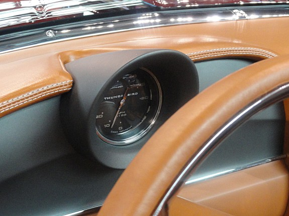 custom tachometer, custom guages, classic instruments