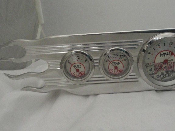 custom car gauges, custom guages, custom gauge pod