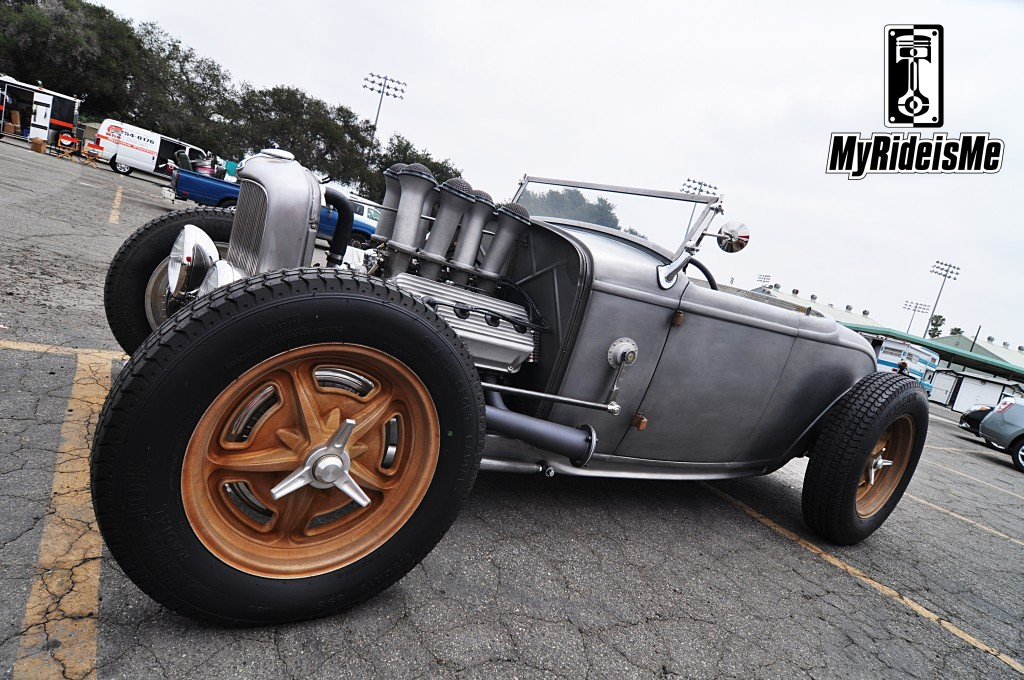 1932 hot rod, hemi hot rod, hot rod roadster, LA Roadster Show