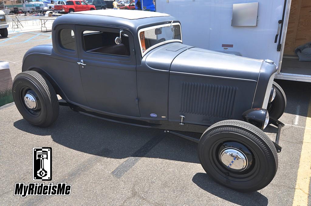 1932 hot rod, deuce hot rod, hot rod 32, LA Roadster Show