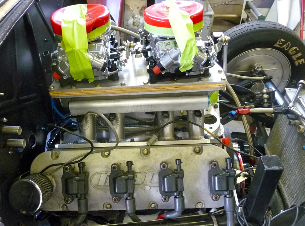 bonneville racing, salt flat racing, racing engine