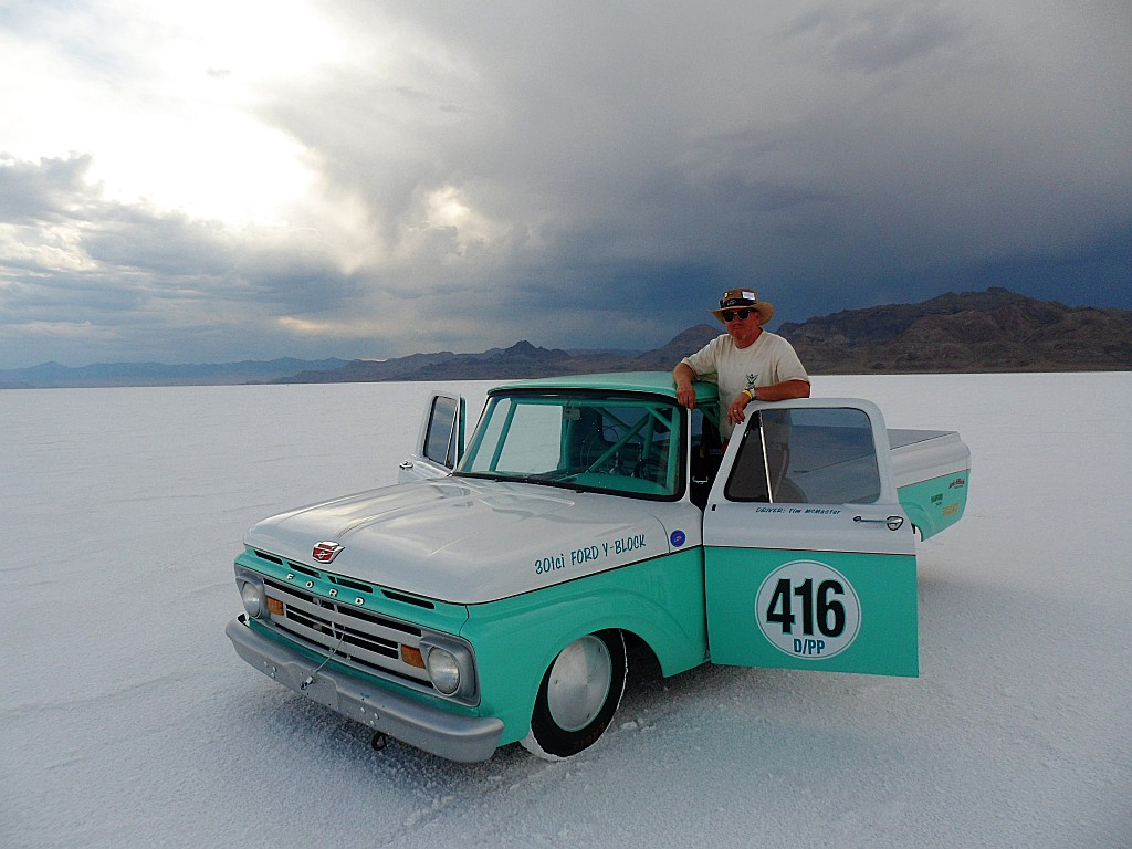 bonneville racing, bonneville race cars, Bonneville race trucks