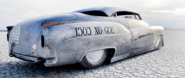 land speed records, el mirage racing, 1952 buick super