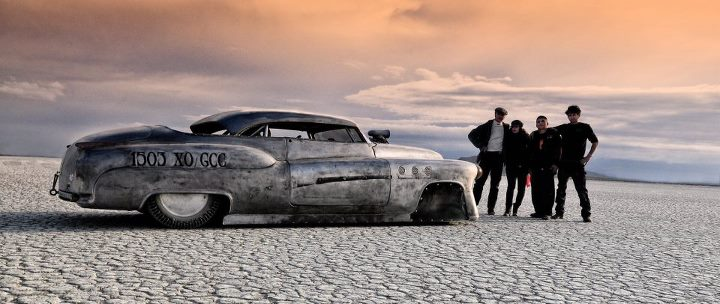 land speed records, land speed cars, el mirage racing