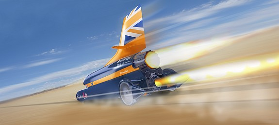 land speed racing, bloodhound ssc