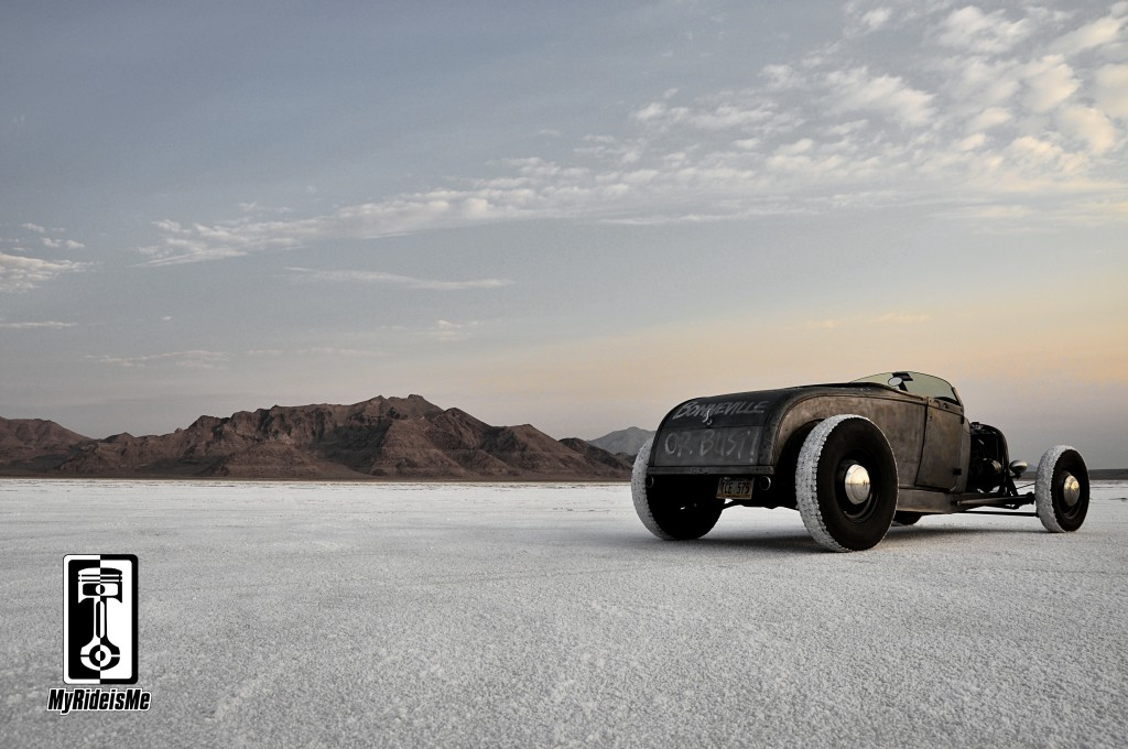 hot rods, hot rods at bonneville, model a roadster