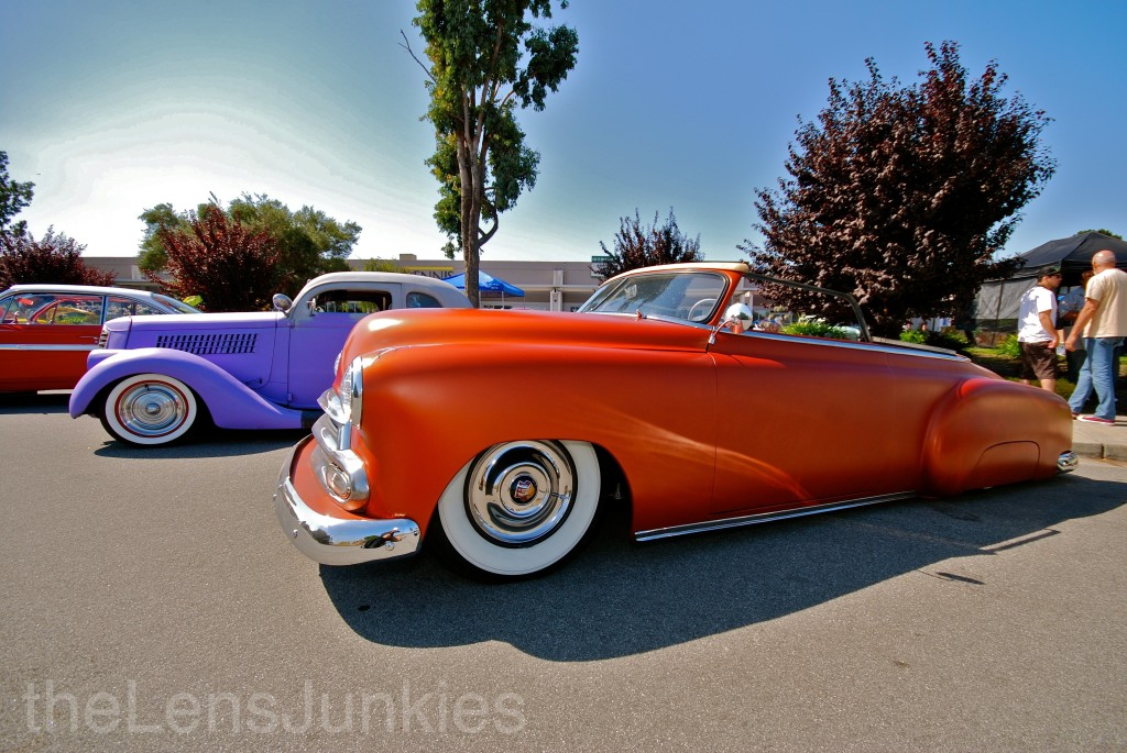 Hot Rods and Customs at Skoty Chops Shootout 4 | MyRideisMe.com