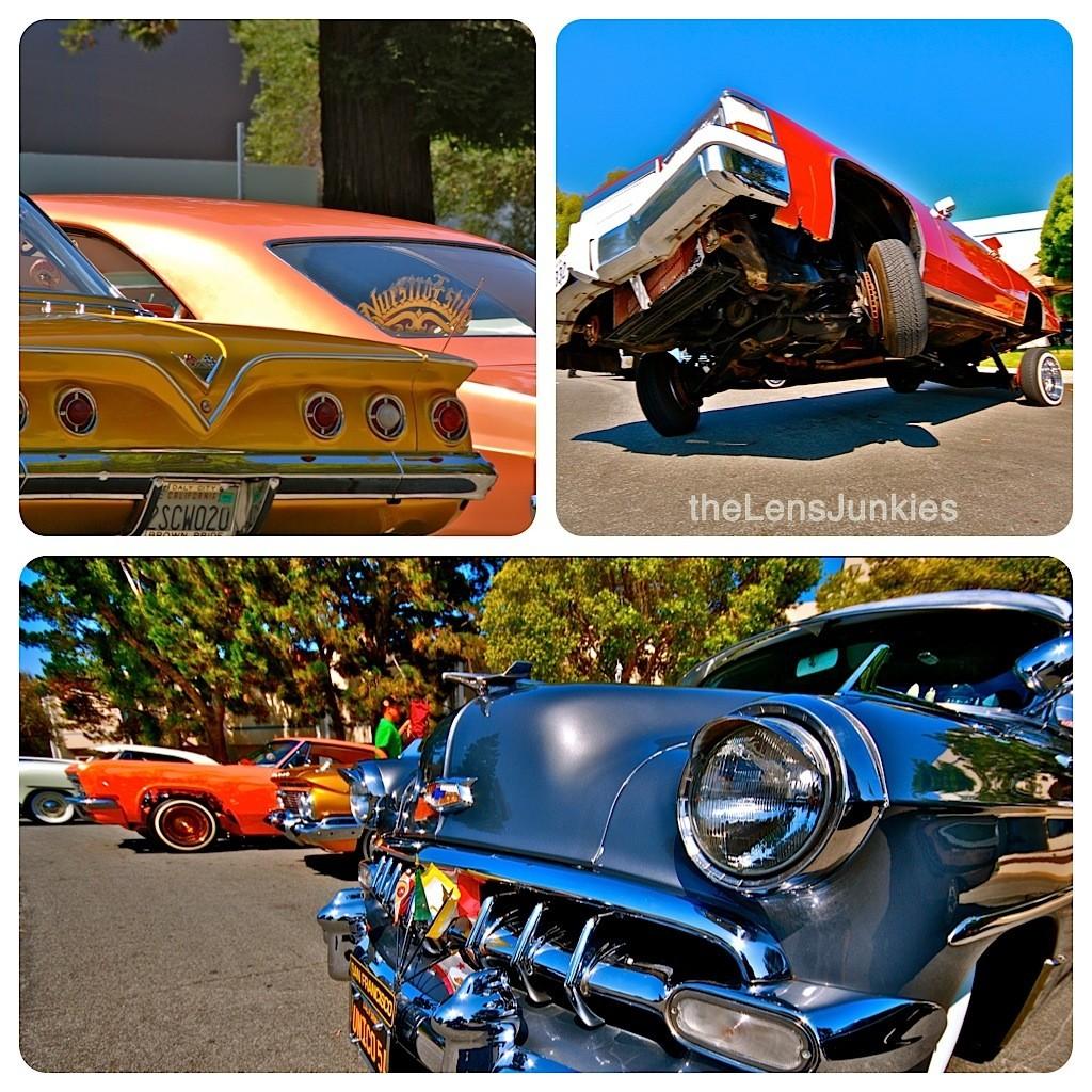 lowriders, Kustoms, california car show, hot rods and custom cars