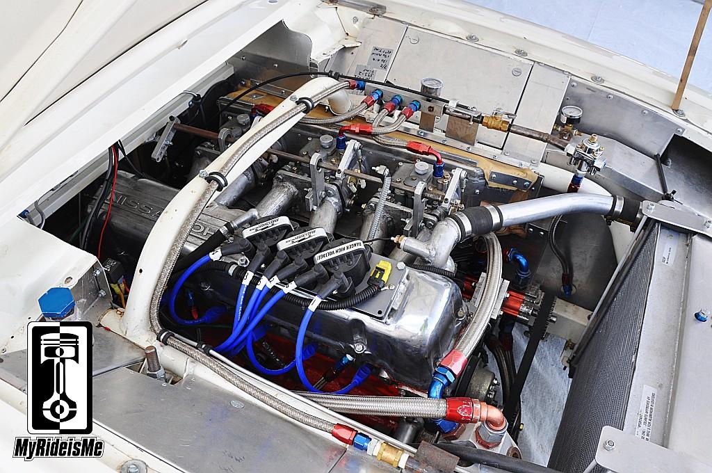 nissan 280 engine, ford falcon ranchero, land speed racing