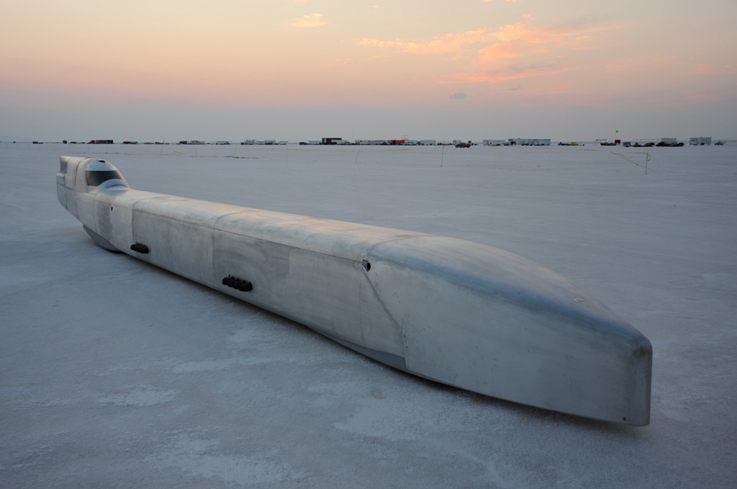 bonneville racing, bonneville streamliner, land speed racing