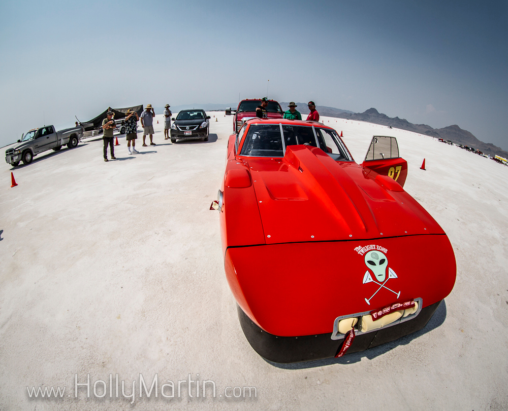 Dodge Daytona, Bonneville racing, land speed racing