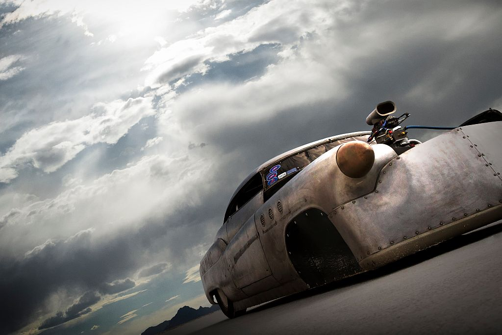 1952 Buick Super, buick race car, bonneville racing