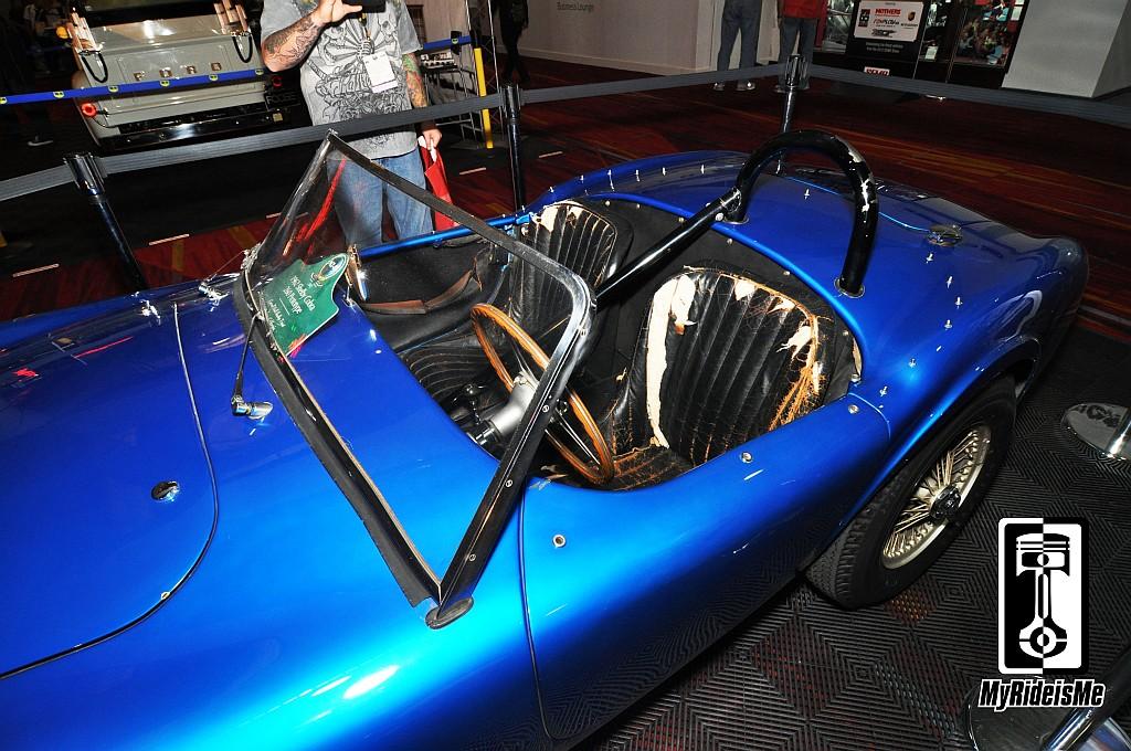 sema show cars, shelby cobra prototype, sema show
