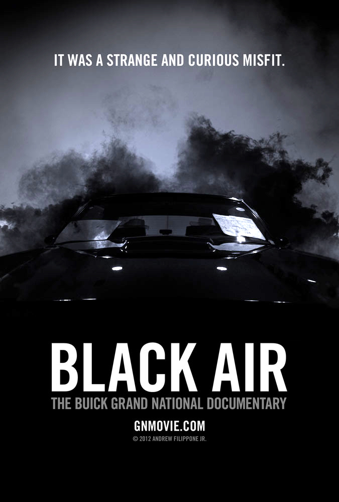 Buick Grand National movie, documentary about buick GN, turbo buick