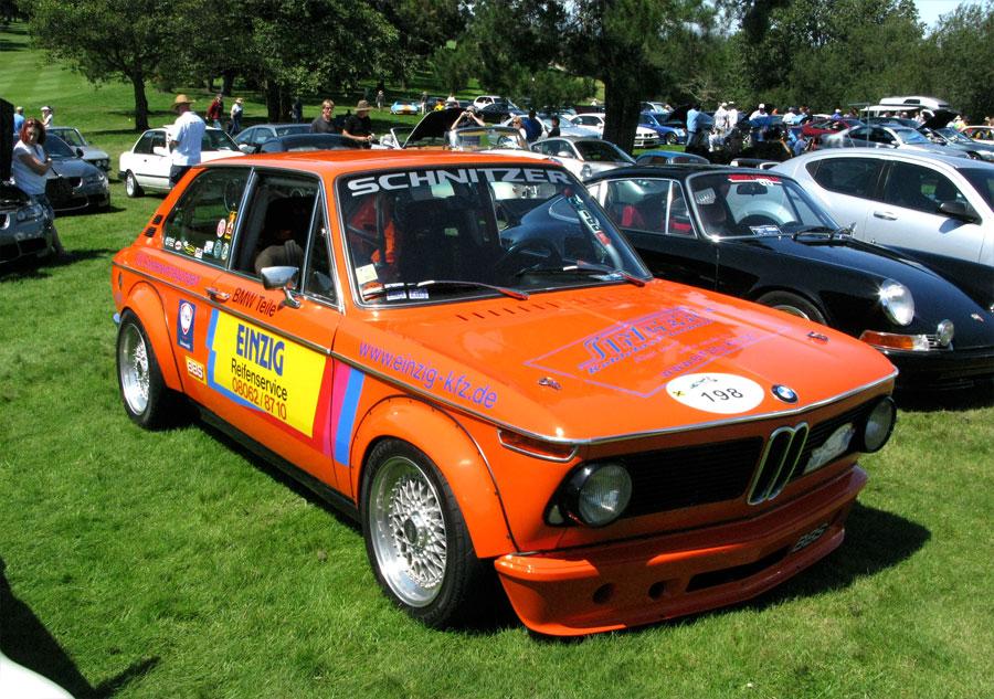 BMW car show, vintage BMW, 2012 car show