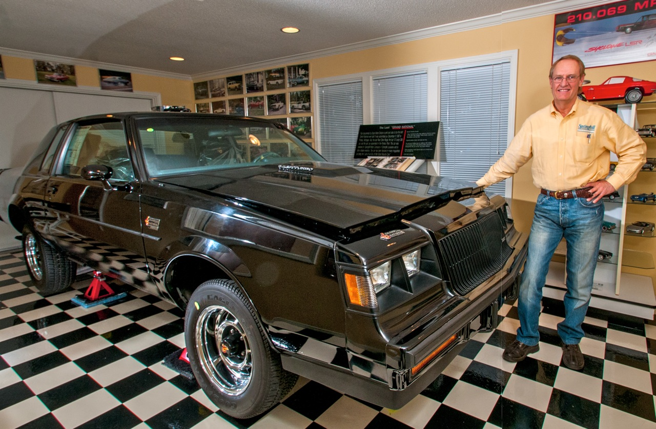 Buick Grand National, last buick GN, buick GN, turbo buick