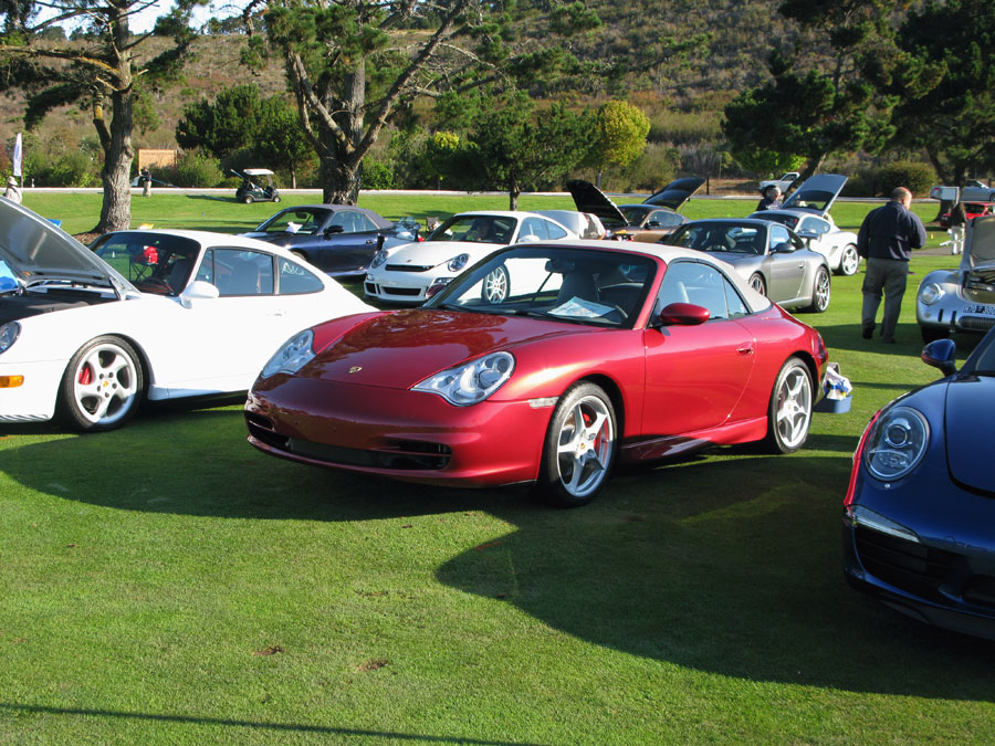 Porsche car show, Porsche, 2012 car show