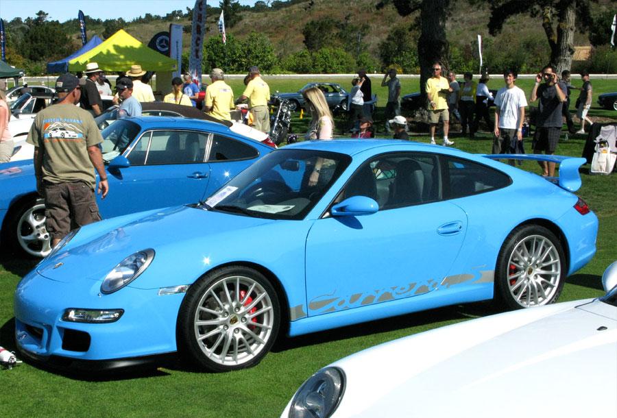 Porsche Carerra , porsche car show, 2012 car show