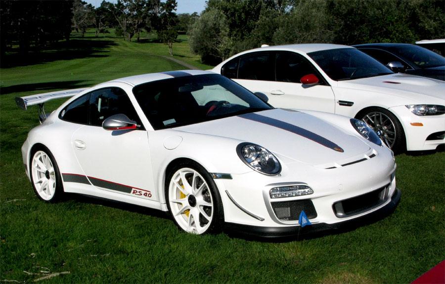 Porsche car show, Porsche RS 4.0, 2012 car show