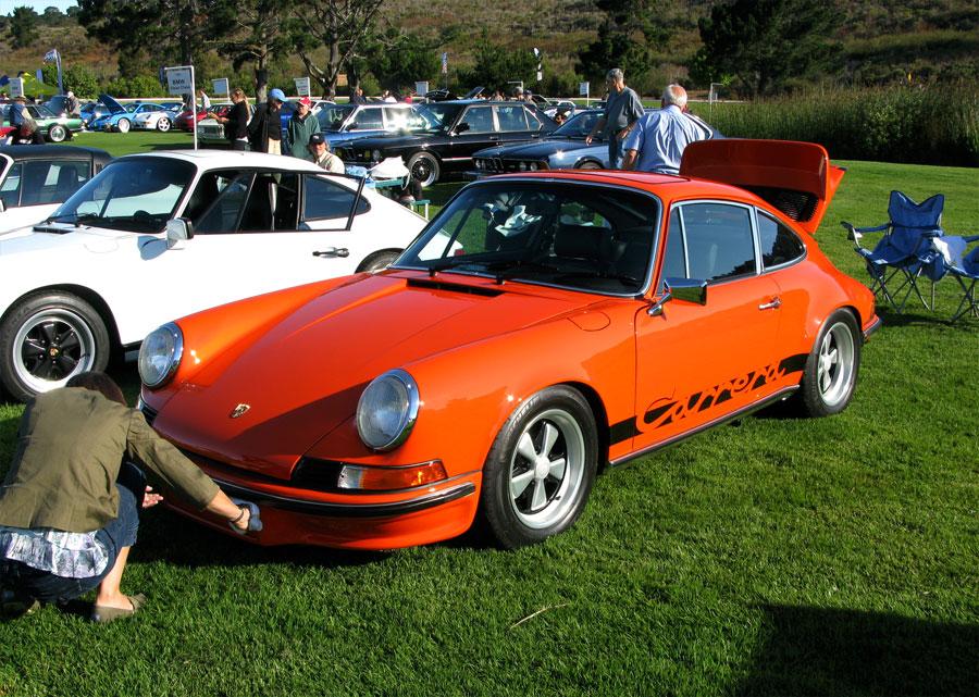 Porsche car show, Porsche carrera, 2012 car show