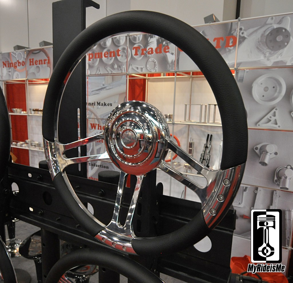 copied steering wheel