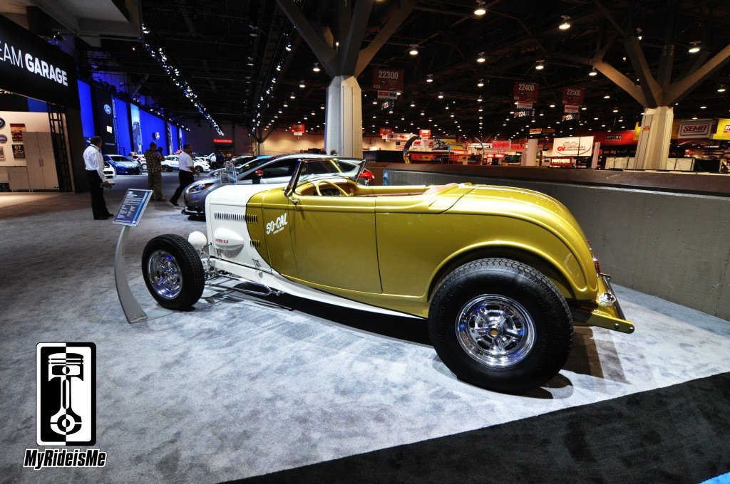 1932 hot rod, 1932 Ford, Hot Rod car show pictures, SEMA Show 2012