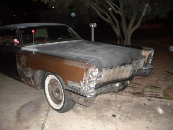 1968 cadillac, 1968 cadillac coupe deville, unrestored cadillac