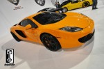McLaren MP4-12C, mclaren supercars, sema show