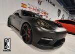 Porsche Panamerica GTM, porsche supercars, sema show