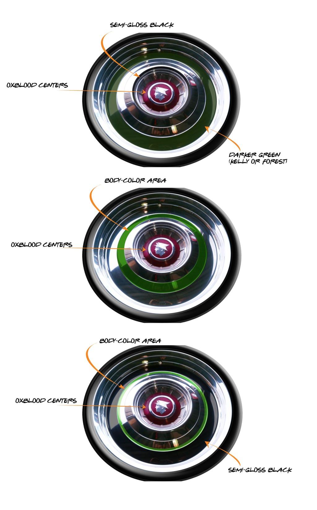 Mercury Custom, one off wheels, custom wheel design