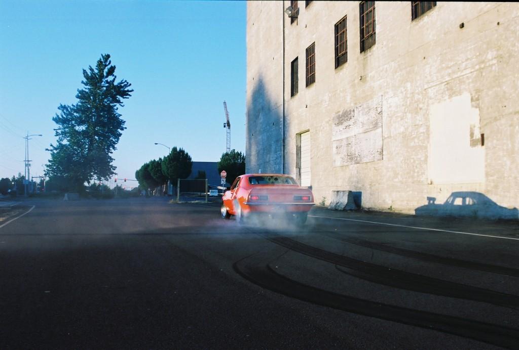 1968 Camaro,