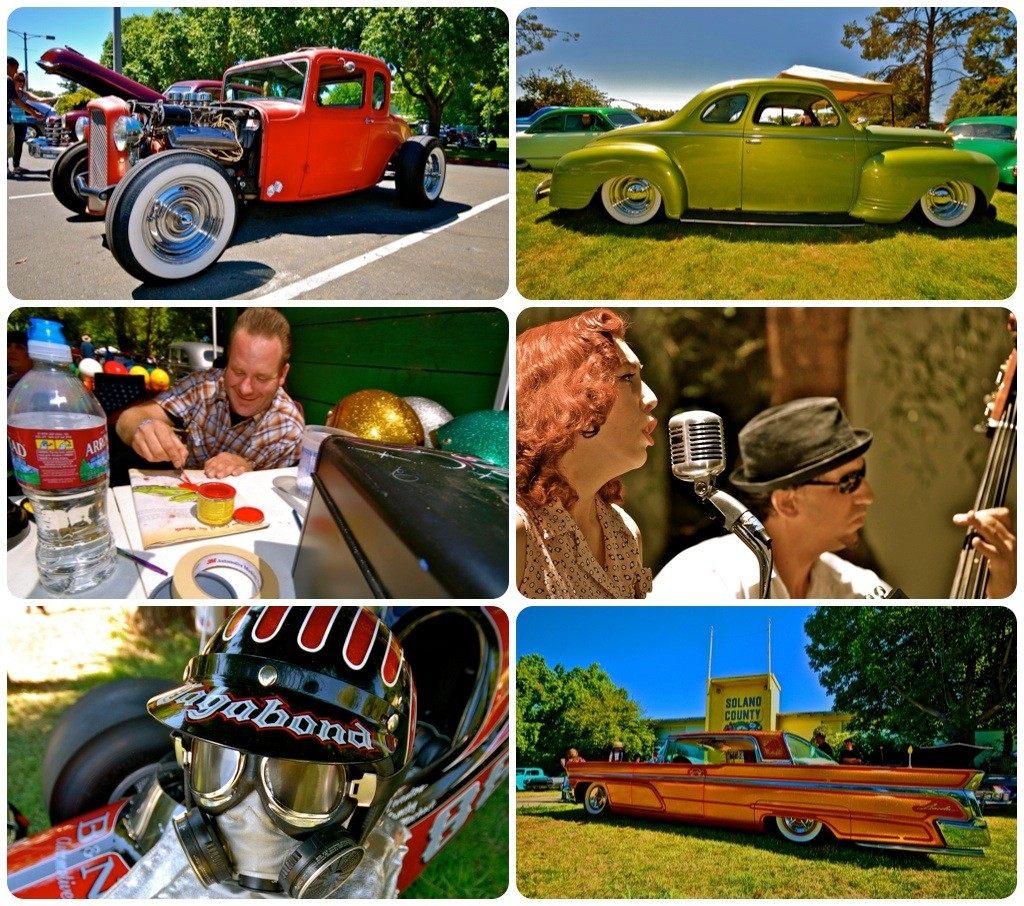 norcal car shows, hot rod and custom car show pictures