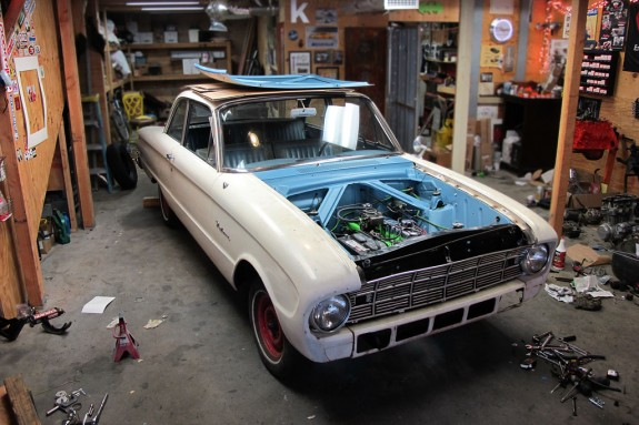 Ford Falcon, 1960 Falcon project