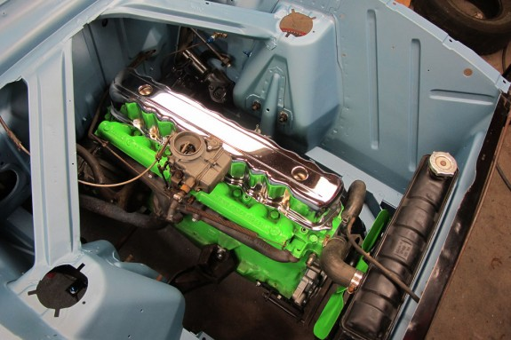 ford falcon inline six