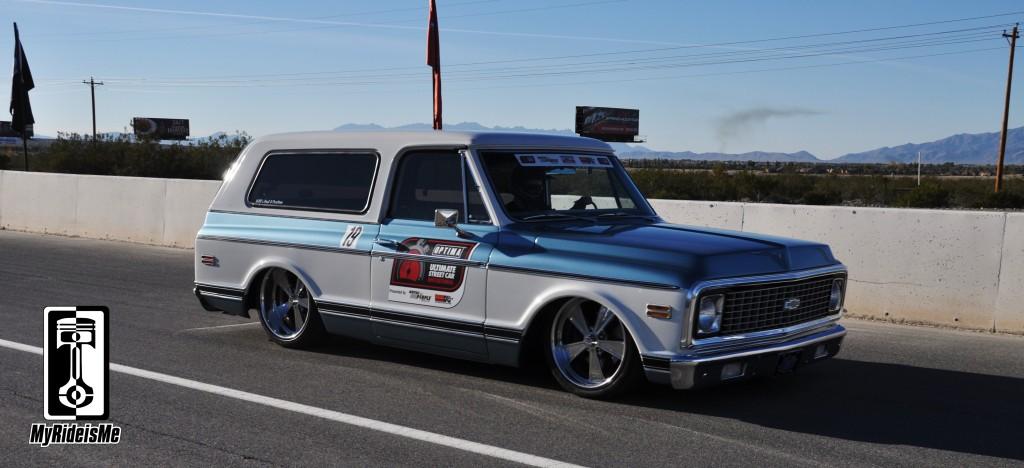 Custom K5 Blazer Parts >> Optima Invitational - Pro-touring Chevy Trucks on Track | MyRideisMe.com