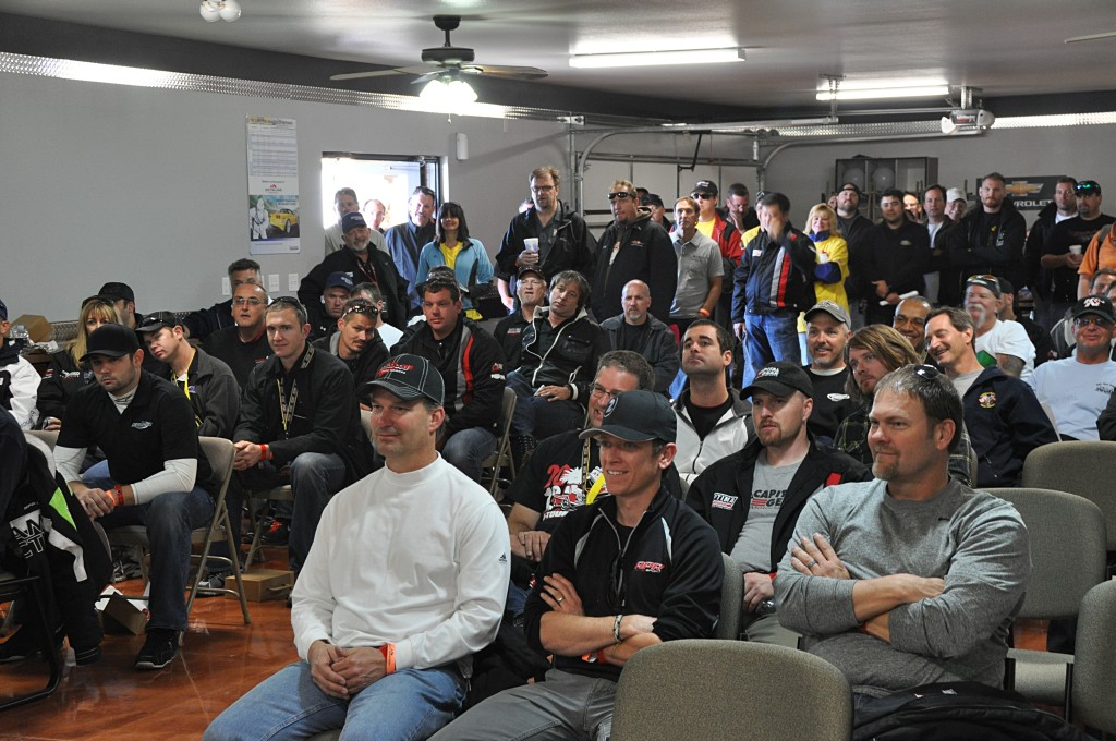 optima invitational driver's meeting