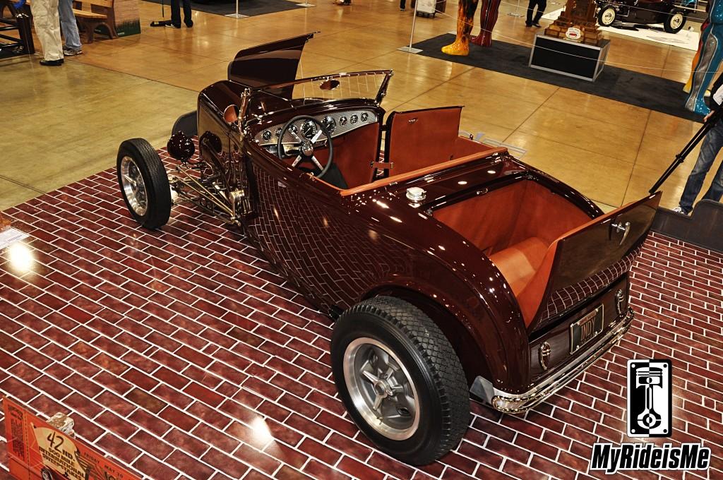 1932 hot rod, hot rod, AMBR contender, hot rod roadster