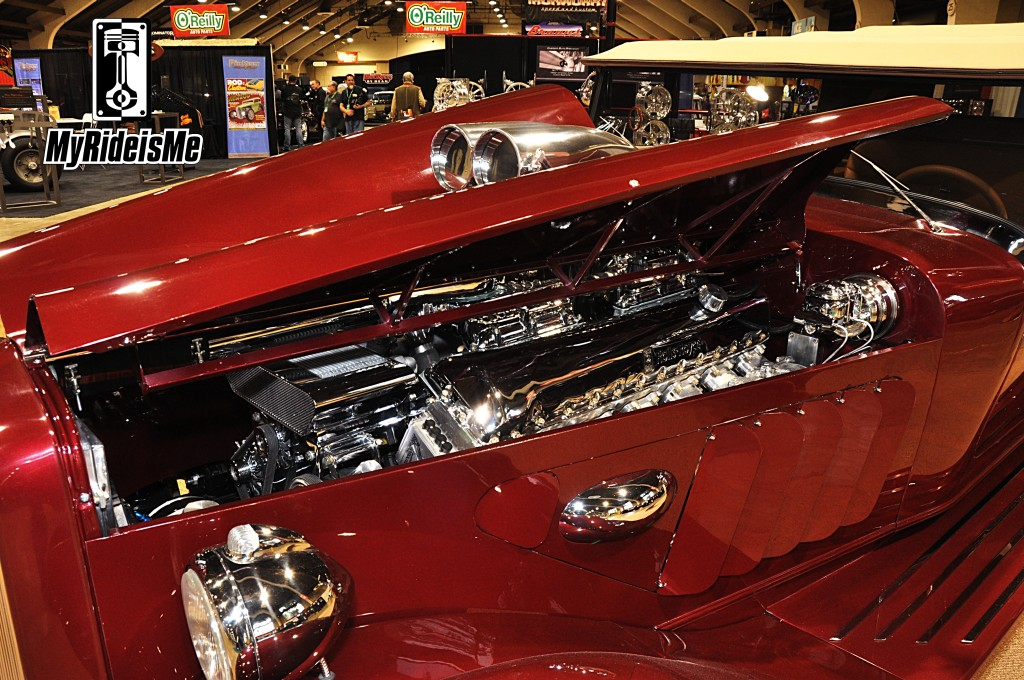 2013 Grand National Roadster Show, 2013 America's Most Beautiful Roadster, AMBR